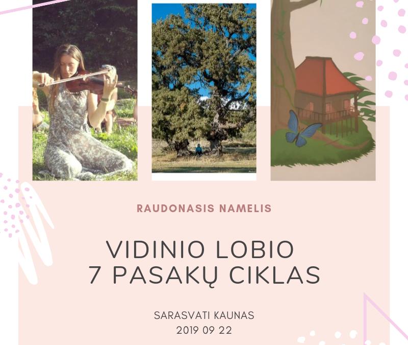 Leiskimės į pasakų pasaulį jau 22 rugsėjo, Kaune