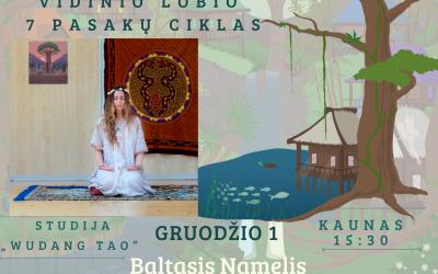 Vidinis Lobis – Baltasis Namelis, gruodžio 1, Kaune